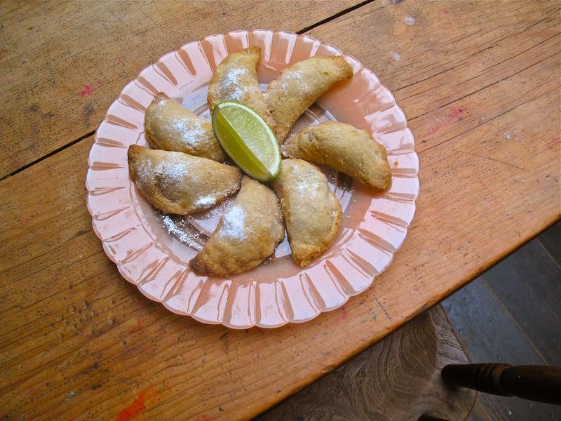 Empanaditas Baked