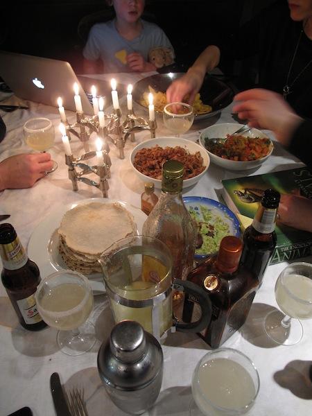 Mexican banquet